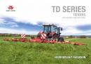 Massey Ferguson TD Series Tedders Brochure