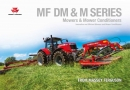 Massey Ferguson DM & M Series Mowers and Mower Conditioners