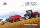Massey Ferguson 2200 Series Big Square Balers Brochure