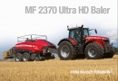 Massey Ferguson 2370 UD Ultra Density Big Square Baler Brochure