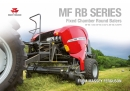 Massey Ferguson RB Series Fixed Chamber Round Balers Brochure