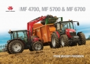 Massey Ferguson 4700, 5700, 6700 Global Series Tractors Brochure