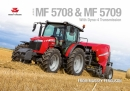 Massey Ferguson 5708 & 5709 Global Series Dyna-4 Transmissio