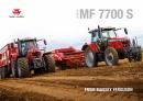 Massey Ferguson 7700 S Series Tractors Brochure