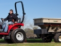 MF1500 Compact Tractor Range - photo 7