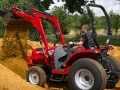 MF1500 Compact Tractor Range - photo 3
