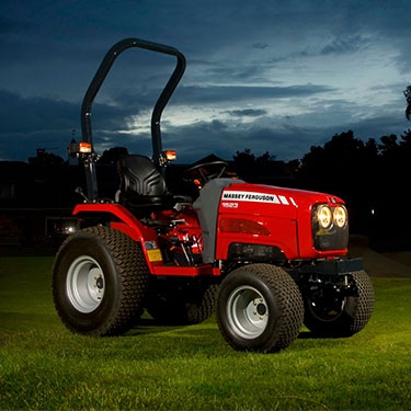 Massey Ferguson 1500 Compact Tractor Range