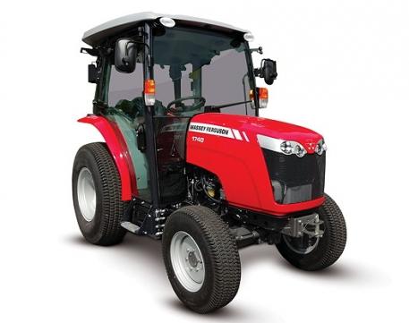 Massey Ferguson 1700 Compact Tractor Range